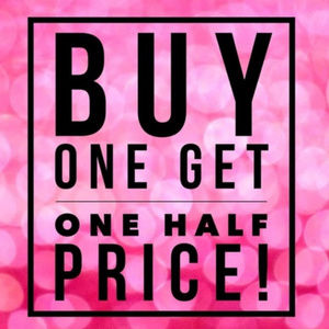 💙💙 Buy One Get One 50% off $ale 💙💙
